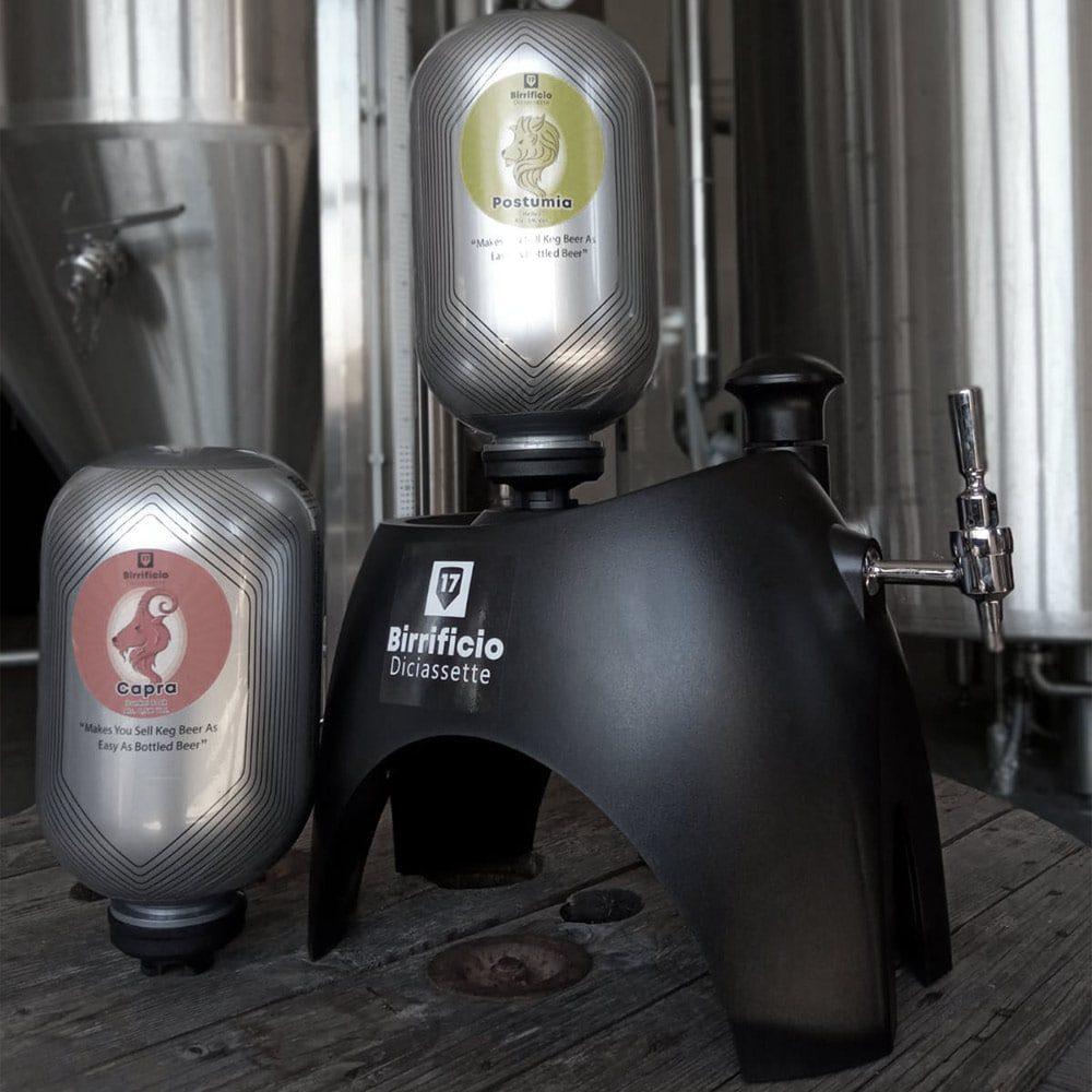 Beer station minikeg Birrificio 17